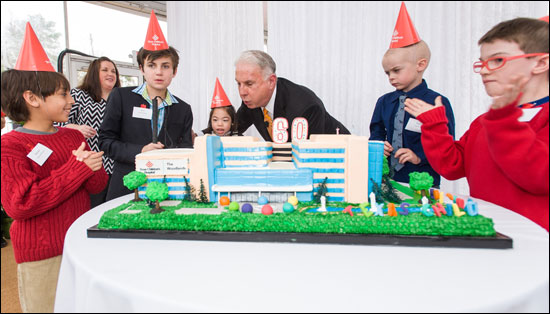 Texas Children's marks 60th birthday with groundbreaking in The Woodlands