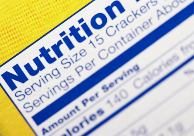 National Nutrition Month: Proposed changes to food labels