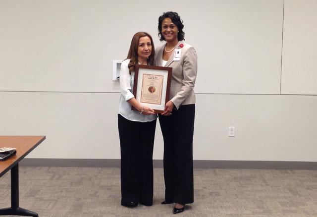 """Ruth Avila named first-ever """"Best of the West"""" recipient"""