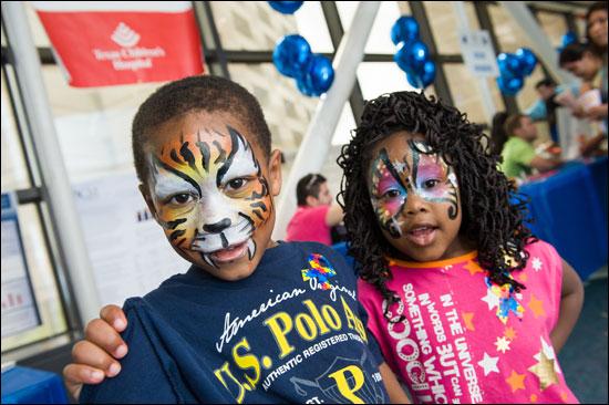 Texas Children's celebrates Autism Awareness Month