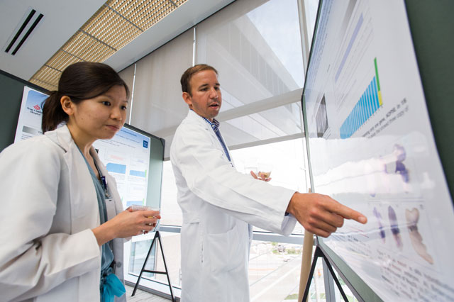 Surgical Research Day promotes new findings in pediatric surgery