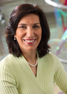 Zoghbi receives honorary degree from Yale University