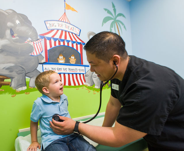 Texas Children's Urgent Care sees more than 600 patients in first month