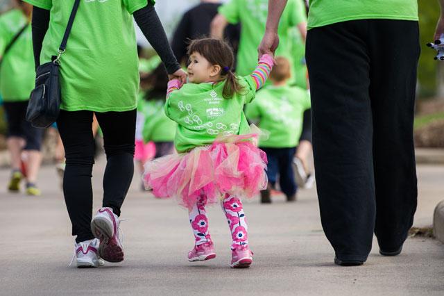 Join Team Texas Children's for Miracle Marathon