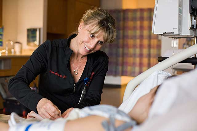 Nursing care delivery summit creates action plan for improvement