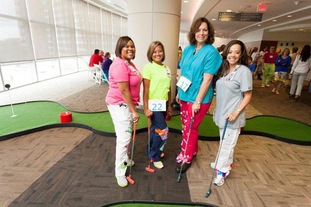 Bad Pants Day honors Texas Children's NICU nurses