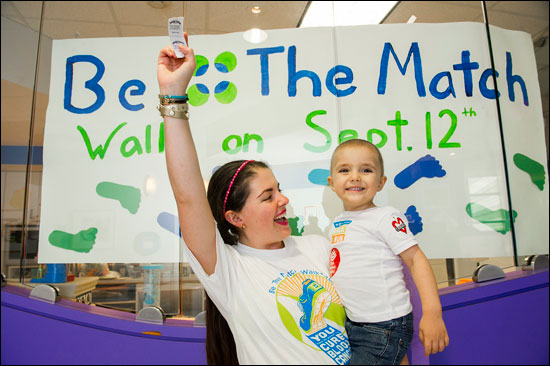"""Be the Match"" Walk"