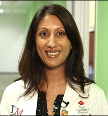 I Am Texas Children's: Dr. Tracy Patel