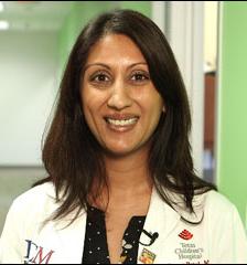 I Am Texas Children's: Dr. Tracy Patel