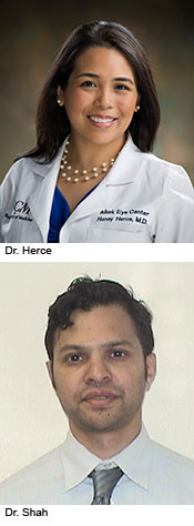 Two physicians join Division of Ophthalmology