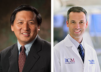 Two surgeons receive awards from Texas Children's Hospital Auxiliary