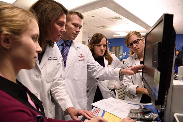 Hospital program promotes antimicrobial stewardship