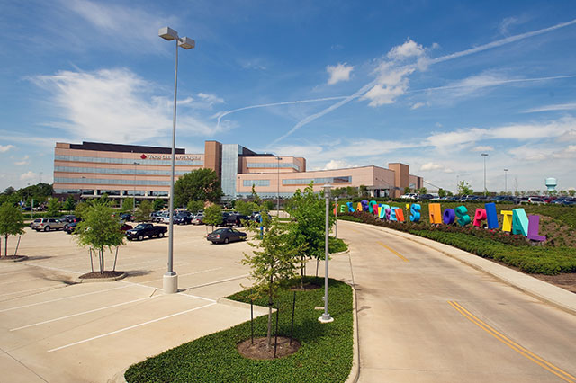 Texas Children's to build special isolation unit at West Campus