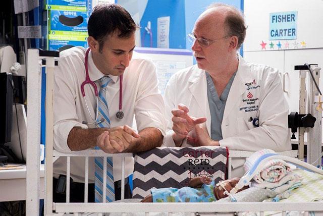 Kayyal to co-lead development of Neuro-NICU program