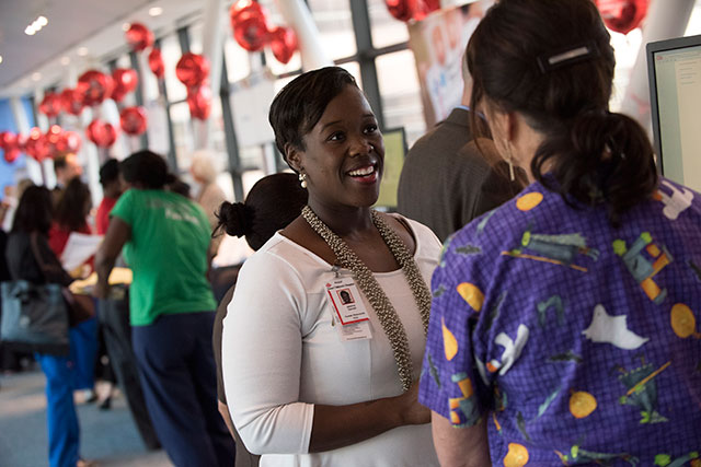 Job fairs: Recruit your friends and family to join Texas Children's nursing team