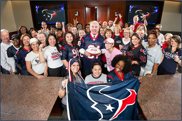 Texas Children's teams up with the Houston Texans to help kids lead healthier lives