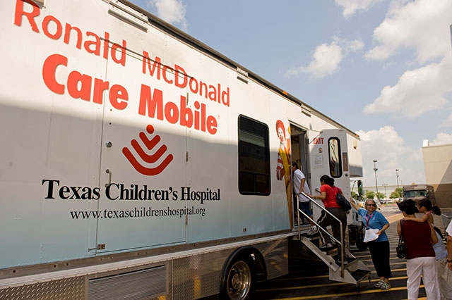 Mobile Clinics go live with EPIC, improving follow-up care