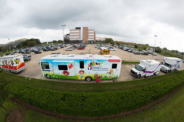Texas Children's Mobile Clinic Program hosts annual conference