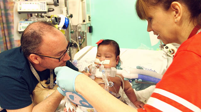 The Mata twins make significant progress since separation surgery