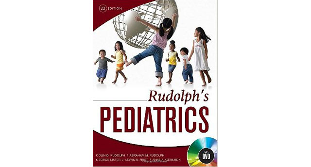 Department of Pediatrics selected to edit high profile text