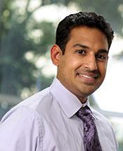 Patel receives distinguished fellowship award