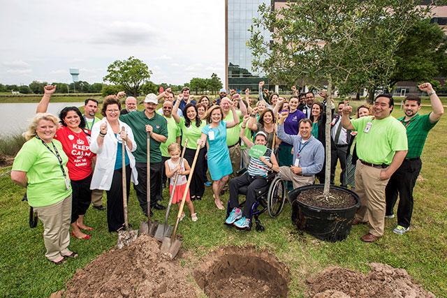 Green Team celebrates Earth Day