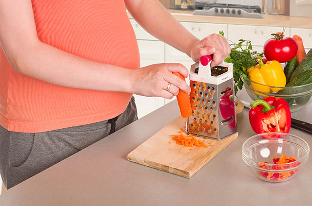 Bump Watch: Eating healthy during your pregnancy