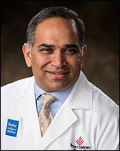 Texas Children's welcomes new surgeon and researcher, Dr. Sundeep Keswani