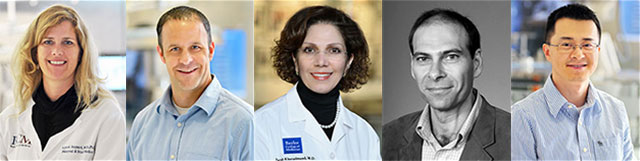 Two NRI researchers among 2015 Debakey Research Award honorees
