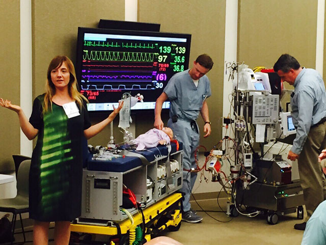 Texas Children's hosts 25th Annual ECMO Conference