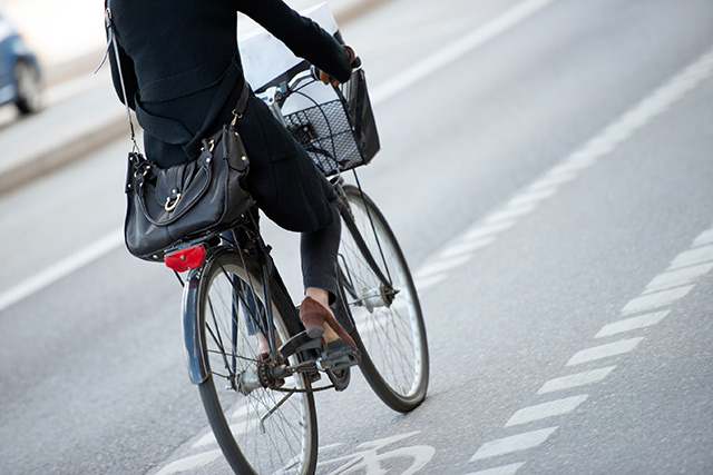 Grab your bike and ride to work this week for Bike to Work Day