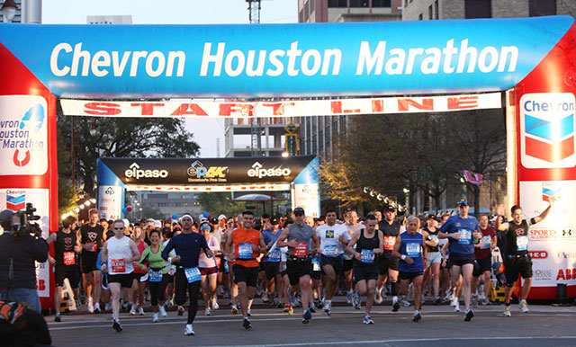 Run for a reason: Sign up for the Houston Marathon and Half Marathon today