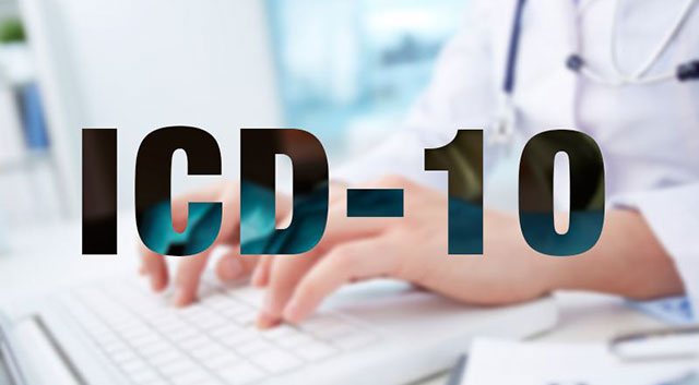 ICD-10: Let's reach 100 percent educational compliance by September 1