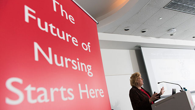Nursing professional day aims to advance the field through shared education