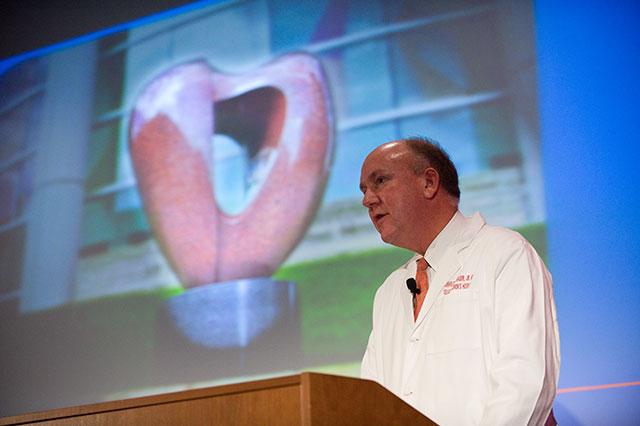 Fraser celebrates 20 years with Texas Children's Hospital Heart Center