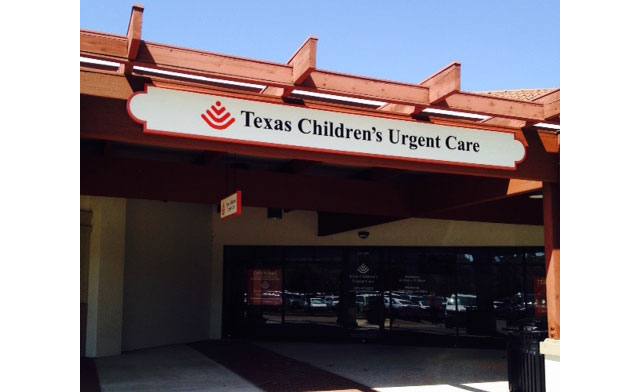 Texas Children's opens urgent care center in The Woodlands