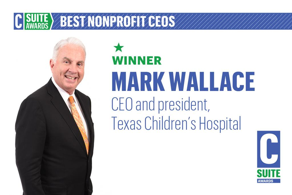 HBJ names Wallace Best CEO, Executive of the Year in inaugural C-Suite Awards