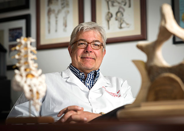 Dormans sets sights high for future of Orthopedics Department