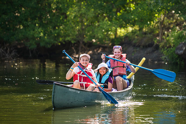 Texas Children's staff, patients build lasting friendships at summer camp
