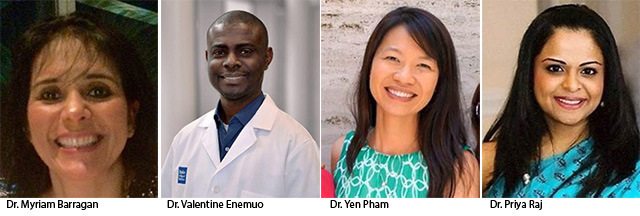 West Campus gastroenterology team grows