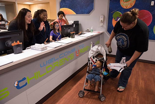 Texas Children's Main Campus Urgent Care opens