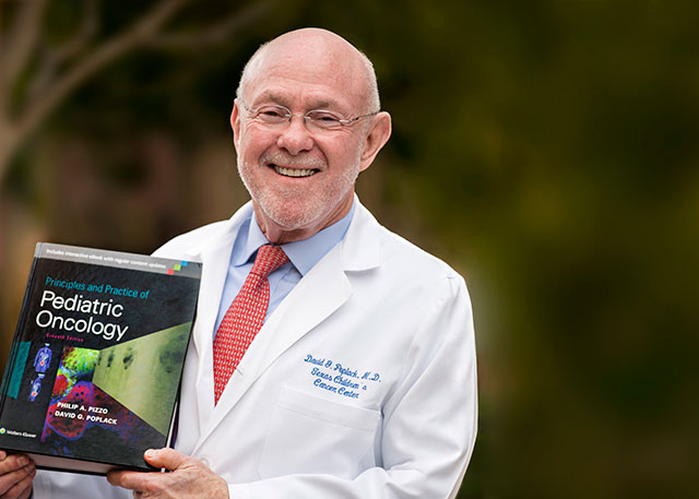 Texas Children's oncologists contribute to leading textbook in field