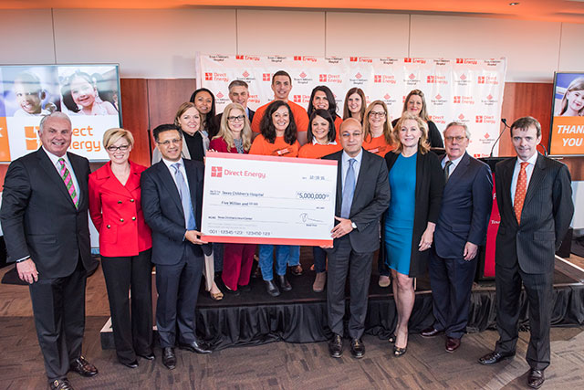 Direct Energy supports expansion of Texas Children's Heart Center
