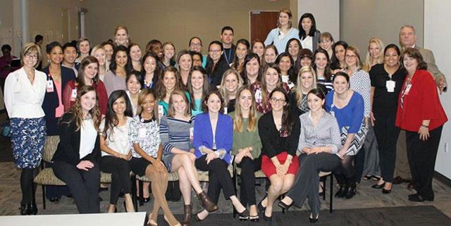 Forty-seven nurse residents celebrate graduation milestone