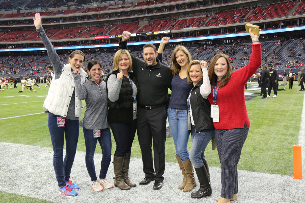 Houston Texans homecoming caps off successful season with Texas Children's