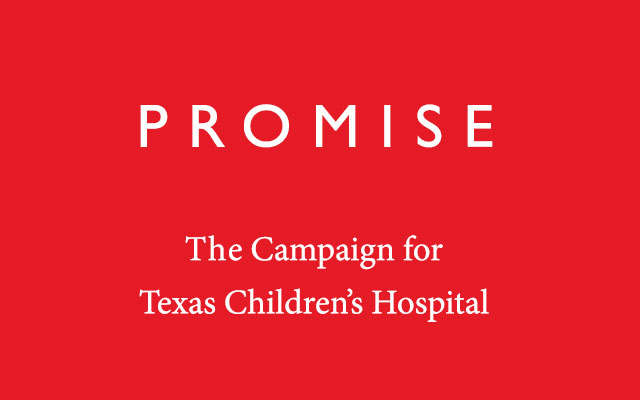 Texas Children's partners with ABC-13 to share inspiring stories, raise money for Promise