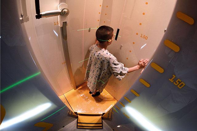 Texas Children's uses advanced orthopedic imaging, less radiation exposure