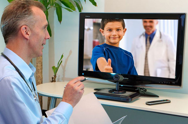 Telehealth enhances patient care at The Center in Greenspoint