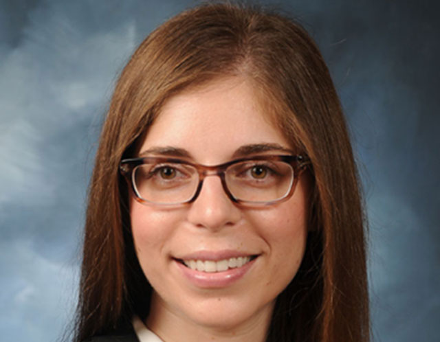 Clinical Research Center presents research award to Dr. Anvari