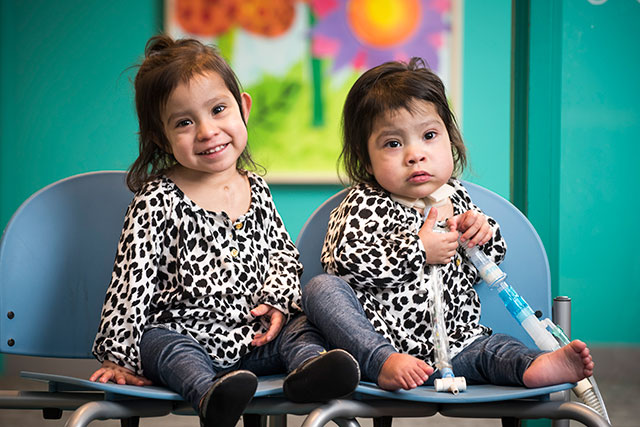 Mata twins celebrate one-year anniversary after historic separation